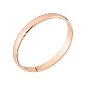 14k / 18k 0.75gシンプルリング戒指